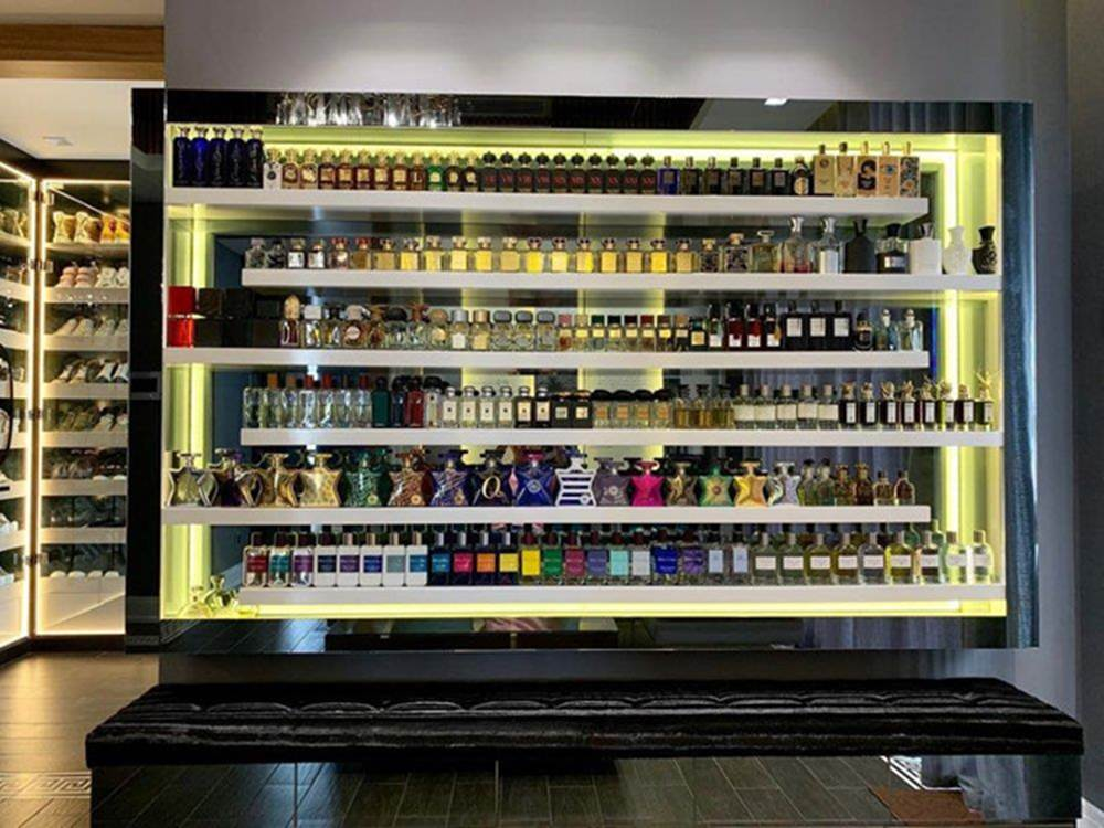 Trấn Thành chi tiền khủng sắm hàng trăm chai nước hoa hàng hiệu-3