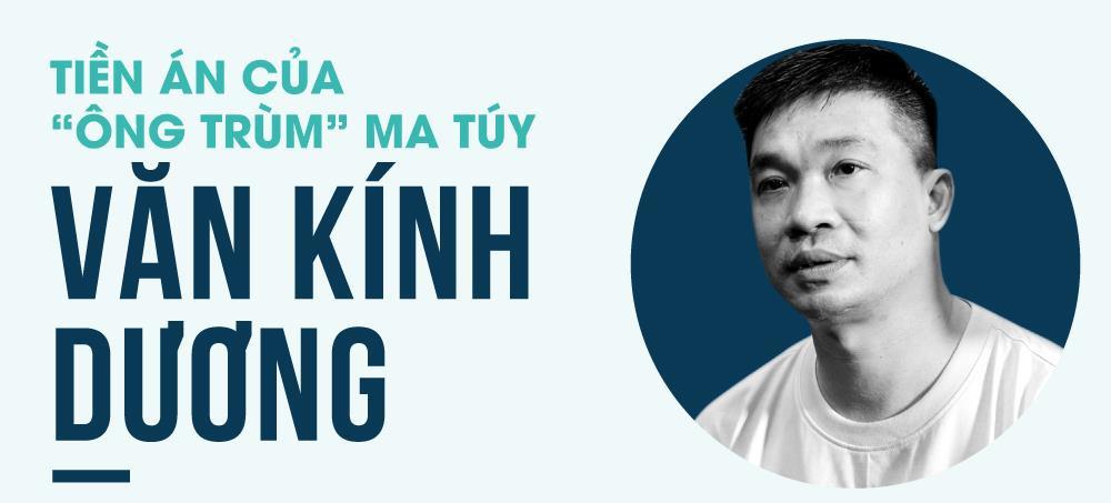 Cuộc đời tù tội của trùm ma túy Văn Kính Dương