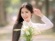 9X được gọi là 'công chúa tóc mây' nhờ có mái tóc dài 1,35 m