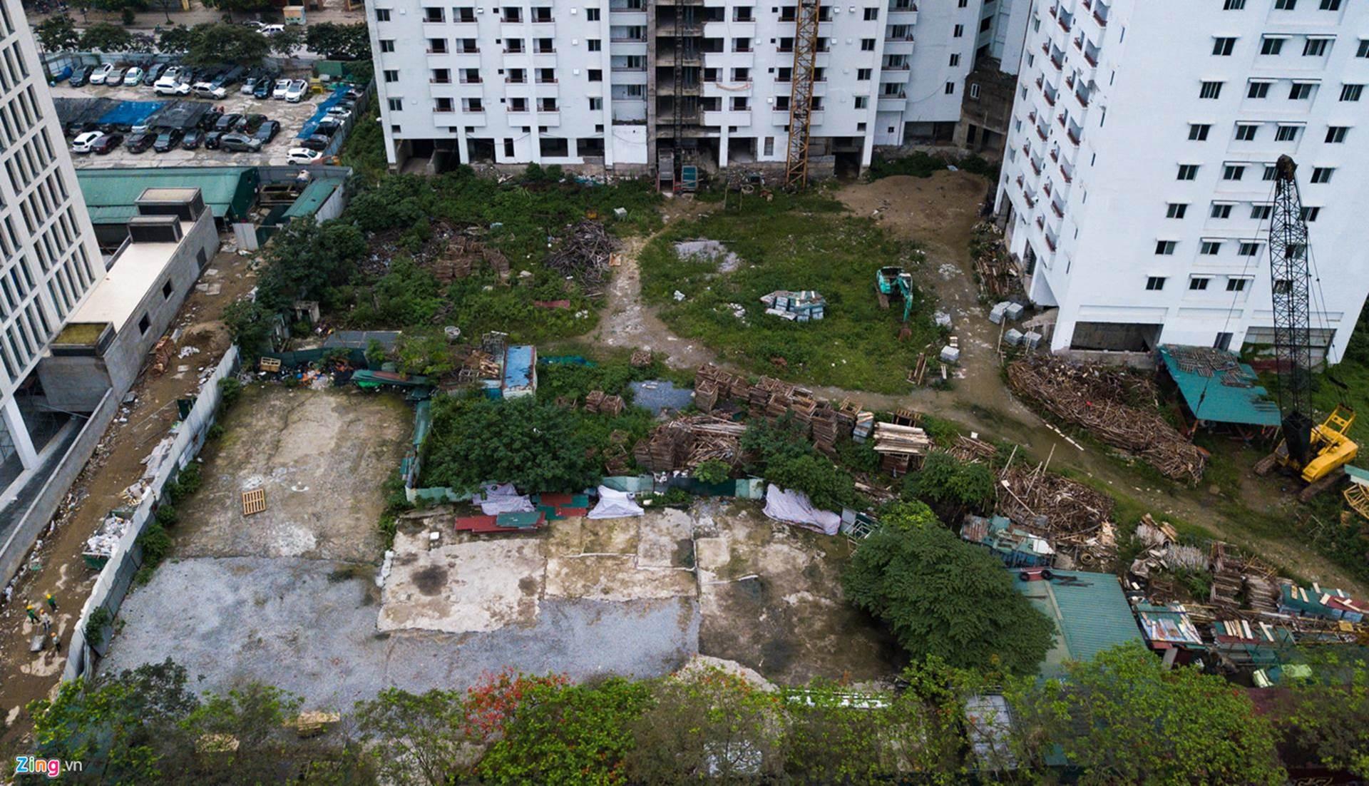 Chung cư bỏ hoang 9 năm ở đất vàng Hà Nội-10