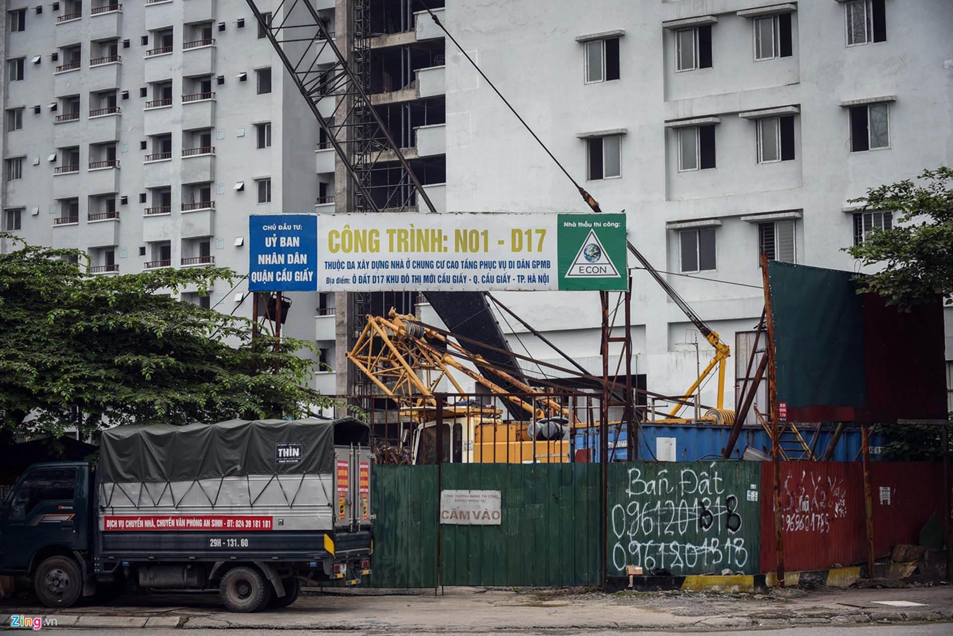 Chung cư bỏ hoang 9 năm ở đất vàng Hà Nội-5