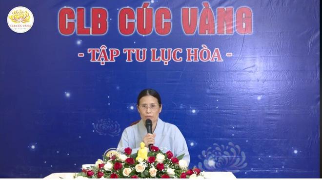 Bà Phạm Thị Yến lại đăng đàn thuyết giảng, chưa lên xin lỗi nhà nữ sinh giao gà-2