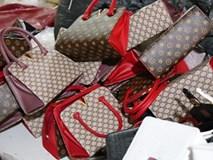 Tậu xe hơi, nhà lầu nhờ sản xuất túi Hermès, Gucci giả