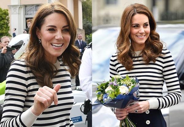 Phản ứng đầy bất ngờ của vợ chồng Công nương Kate khi được hỏi về em bé Sussex, sau một loạt nghi vấn mâu thuẫn, xích mích với em dâu Meghan-2