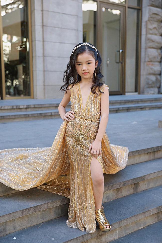 Vừa nhập cuộc Hoa hậu hoàn vũ nhí 2019, đại diện Việt Nam đã gây ấn tượng với chuyên trang sắc đẹp Missosology-2