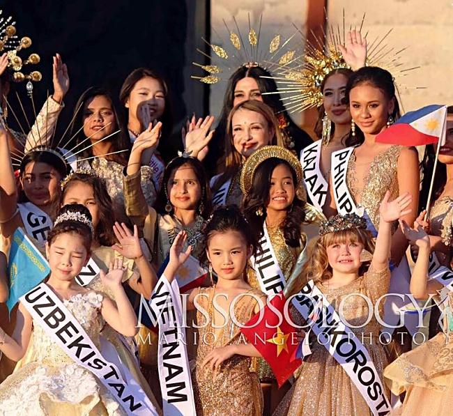 Vừa nhập cuộc Hoa hậu hoàn vũ nhí 2019, đại diện Việt Nam đã gây ấn tượng với chuyên trang sắc đẹp Missosology-8