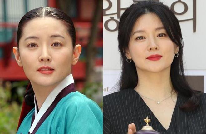 Lee Young Ae gần 50 tuổi vẫn đẹp trẻ trung không kém 16 năm trước-1