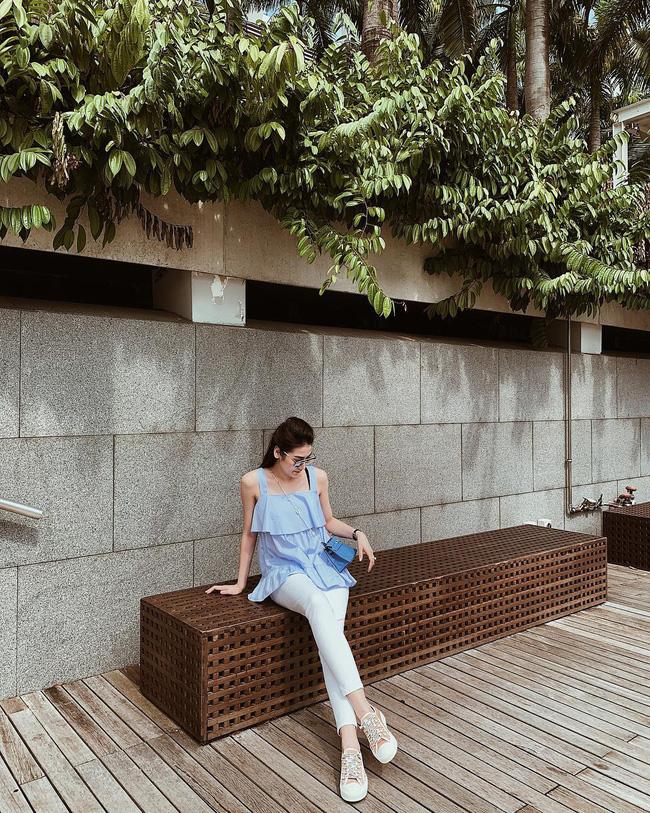 Đã mắt khi ngắm style du lịch của sao Việt nhưng đồng thời, bạn sẽ góp nhặt được 1001 ý tưởng diện đồ tuyệt xinh-1