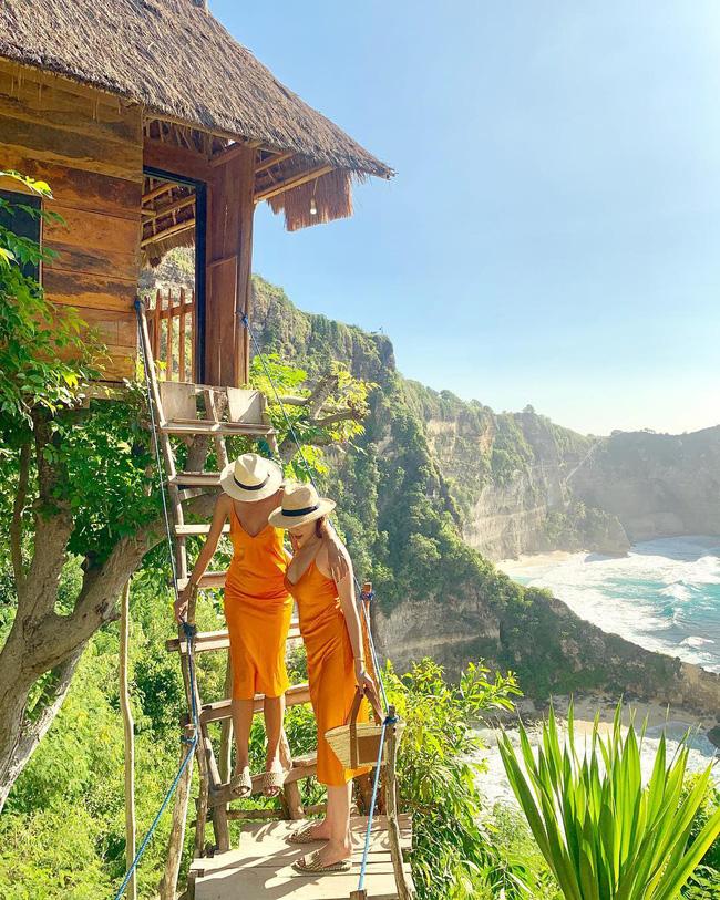 Đã mắt khi ngắm style du lịch của sao Việt nhưng đồng thời, bạn sẽ góp nhặt được 1001 ý tưởng diện đồ tuyệt xinh-4