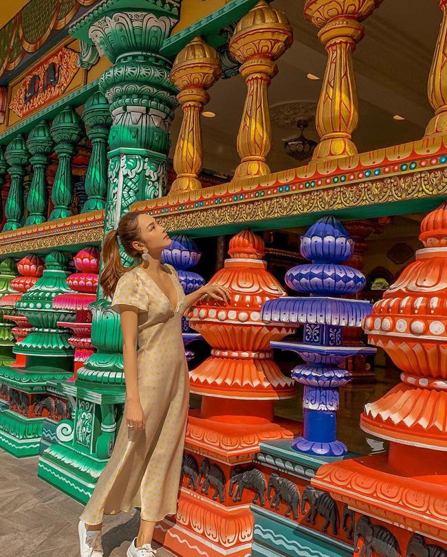 Đã mắt khi ngắm style du lịch của sao Việt nhưng đồng thời, bạn sẽ góp nhặt được 1001 ý tưởng diện đồ tuyệt xinh-5
