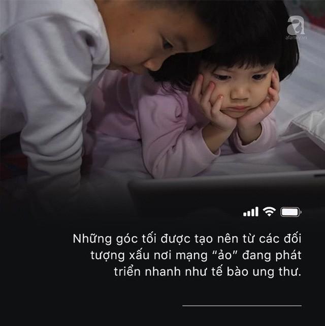 Con quấy khóc, bố mẹ cho chơi ngay smartphone: Đừng vì vài phút nhàn rỗi mà hủy hoại một đứa trẻ còn chưa kịp lớn!-2
