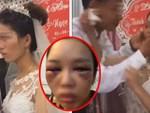 Câu chuyện bất ngờ phía sau clip cô dâu hất tay, từ chối nụ hôn của chú rể trong đám cưới-2