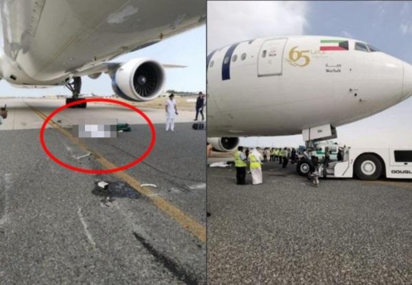 Tai nạn hàng không hy hữu: Nhân viên mặt đất bị máy bay Boeing 777 cán qua người và tử vong-1
