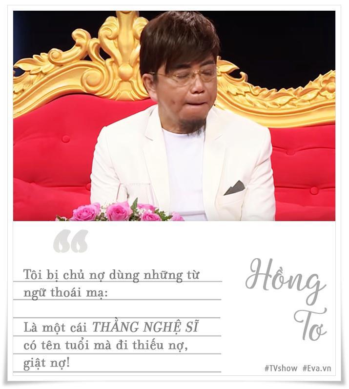 Câu nói thấm thía của cố nghệ sĩ Anh Vũ từng dành cho nam danh hài vừa bị bắt giam-2