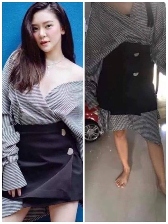 Mua hàng online và cảnh 1 chiếc váy 2 số phận: Lỗi của shop hay tại khách dáng không hợp nhưng vẫn cố đấm ăn xôi?-1