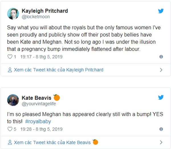Vừa xuất hiện sau khi sinh con, Meghan lộ thân hình mất cân đối, vòng 2 to quá khổ nhưng lại được người hâm mộ hết lời khen ngợi vì điều này-3