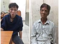 Hai kẻ cướp ném mũ bảo hiểm, dùng dao đâm trinh sát đặc nhiệm ở Sài Gòn