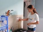 Giá điện tăng cao, người dân không dám dùng điều hoà chống nóng-3