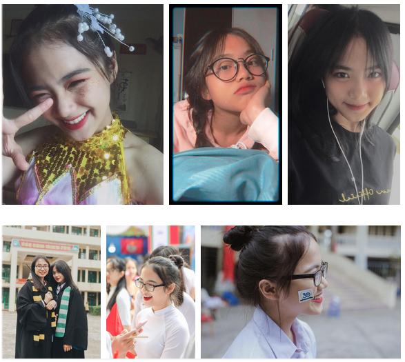 Bị chụp lén mà vẫn đẹp xuất sắc, nữ sinh 10X Chuyên Thái Nguyên nổi như cồn chỉ sau một đêm-5