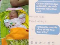 Đường dây mua bán trẻ sơ sinh núp bóng cho - nhận con nuôi: 20 triệu đồng cho một sinh linh