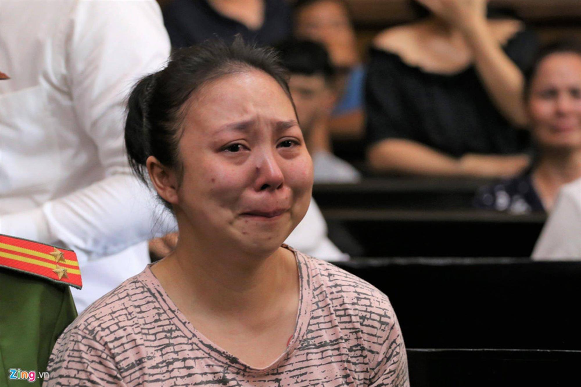 Cảm xúc trái chiều của Ngọc Miu và nhiều bị cáo khi VKS đề nghị án-6