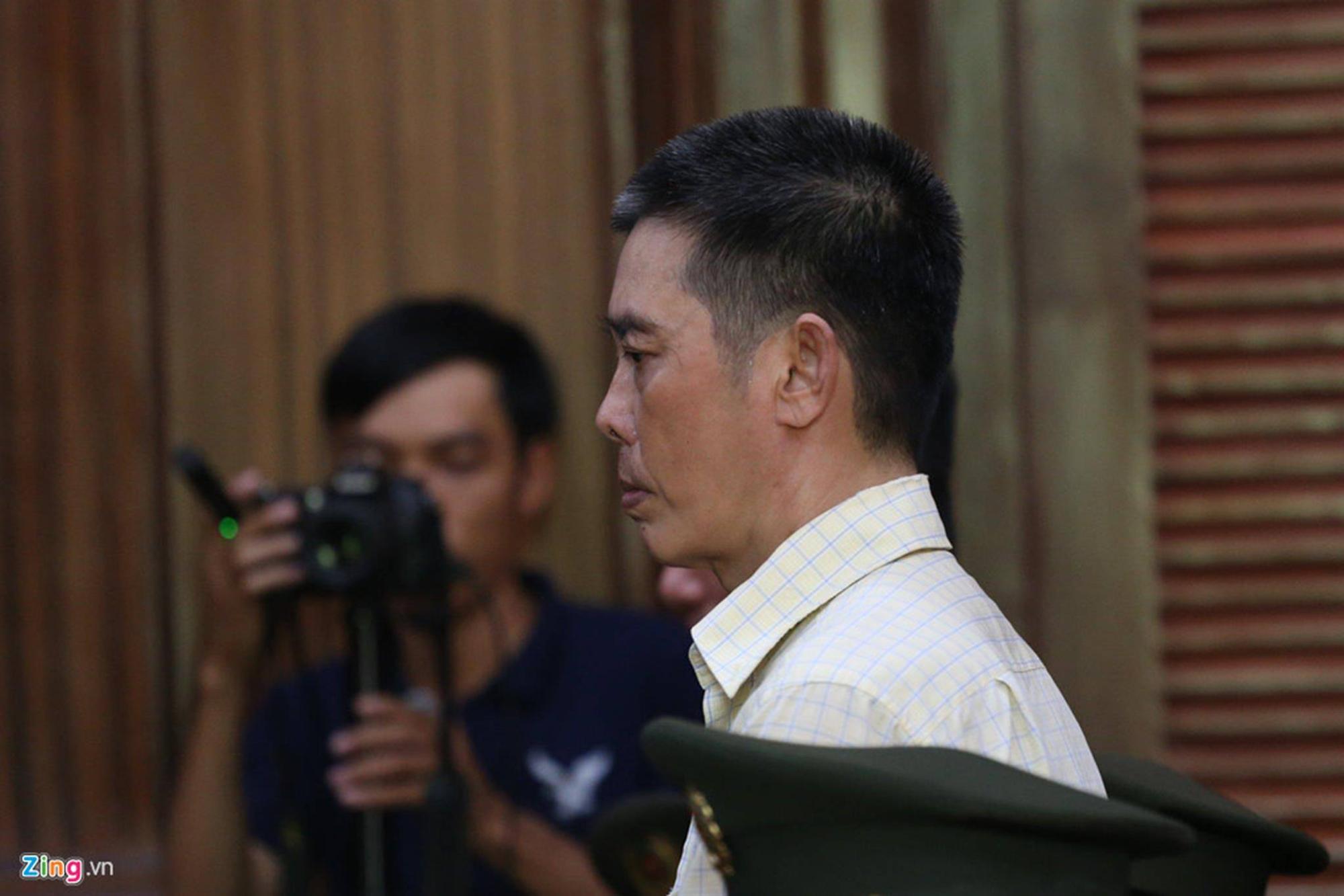 Cảm xúc trái chiều của Ngọc Miu và nhiều bị cáo khi VKS đề nghị án-10