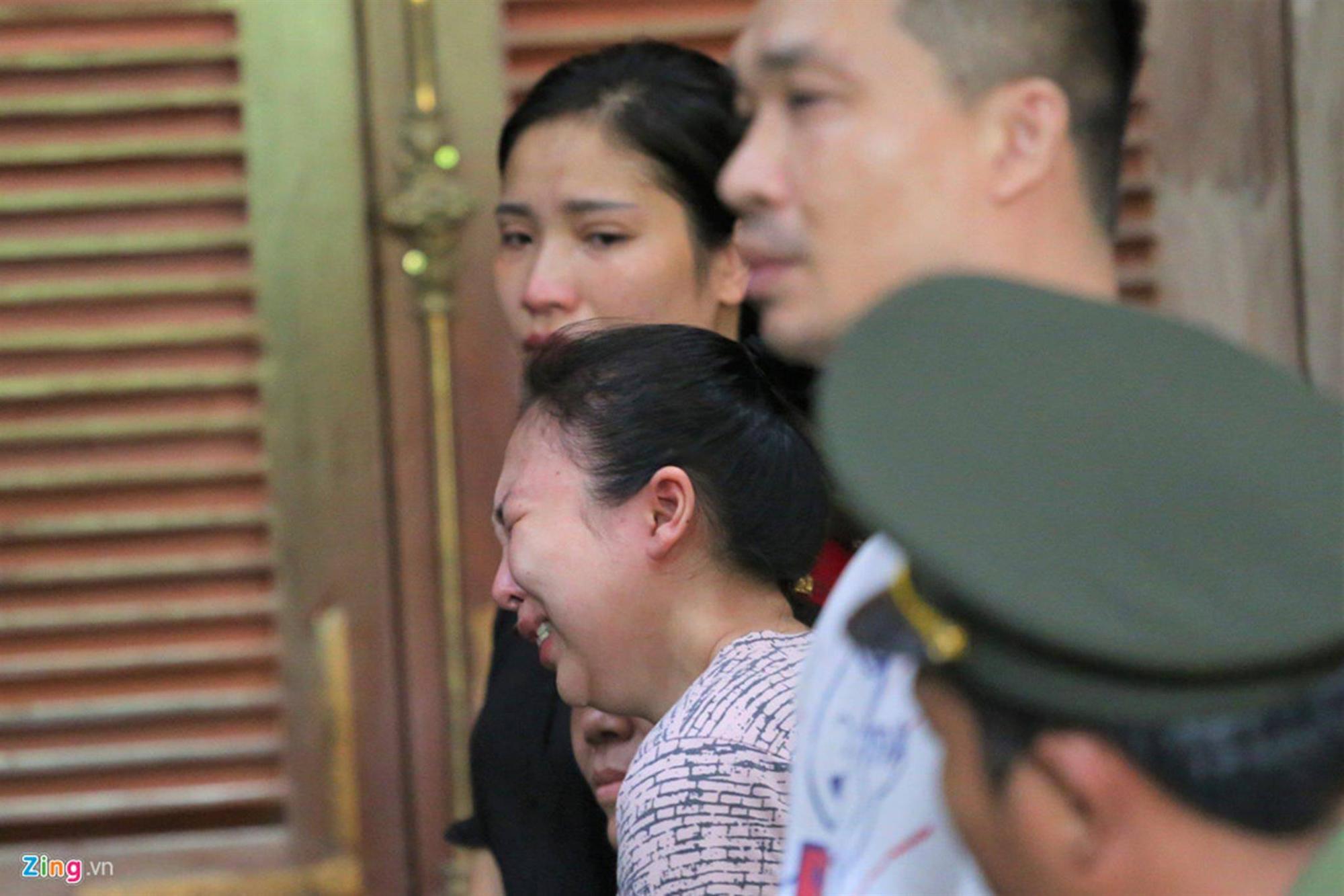 Cảm xúc trái chiều của Ngọc Miu và nhiều bị cáo khi VKS đề nghị án-7