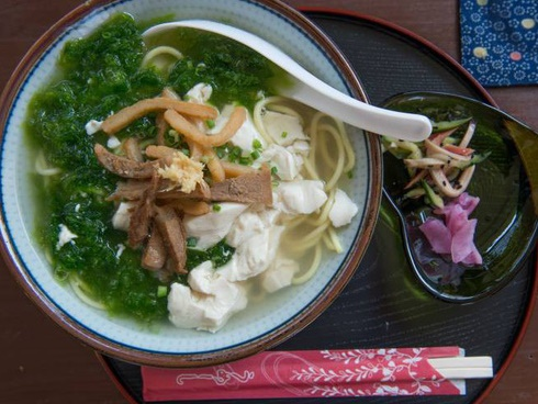 Okinawa - 1 trong những chế độ ăn ở Nhật giúp chị em khỏe mạnh và giữ được cân nặng chuẩn không cần chỉnh
