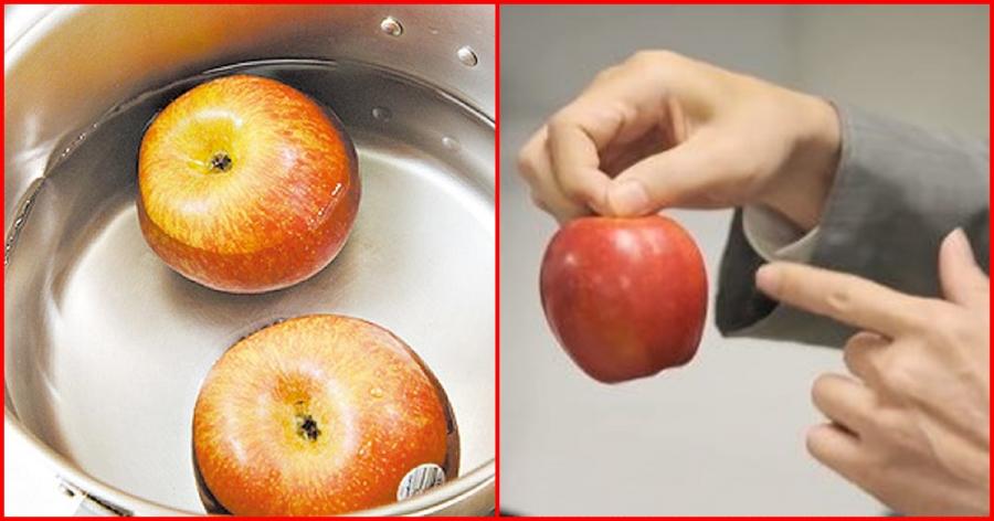 Chuyên gia Hàn Quốc mách: Gột sạch hóa chất trên hoa quả bằng rượu, thoải mái ăn mà không lo độc hại-1