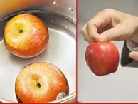 Chuyên gia Hàn Quốc mách: Gột sạch hóa chất trên hoa quả bằng rượu, thoải mái ăn mà không lo độc hại