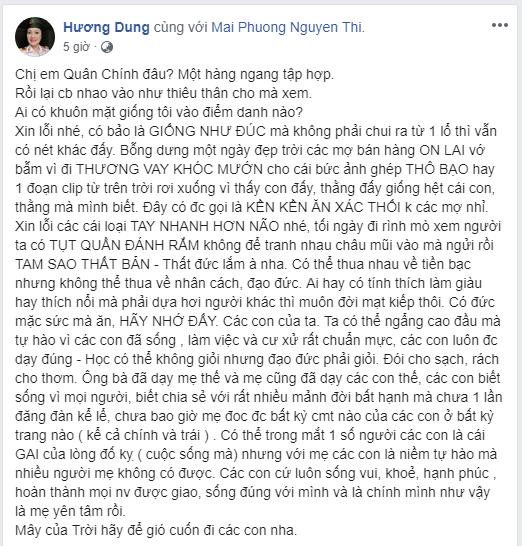 Con trai cơ phó vướng nghi án lộ clip sex, NSƯT Hương Dung gay gắt lên tiếng-1