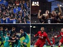 Bóng đá Anh lập kỳ tích chưa từng có trong lịch sử tại cúp châu Âu