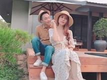 Cường Đô La tung ảnh tình tứ bên Đàm Thu Trang, ngầm ám chỉ về thời gian tổ chức đám cưới?