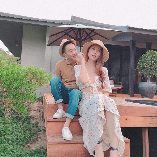 Cường Đô La tung ảnh tình tứ bên Đàm Thu Trang, ngầm ám chỉ về thời gian tổ chức đám cưới?-1