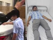Thầy giáo dạy lái xe bị đánh vì sờ đùi nữ học viên: