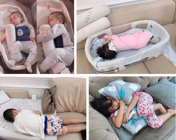 Thánh ngủ gật hội hot kid: Đáng yêu như Sữa chủ tịch nhà Hằng Túi, 10 lần đi bơi lăn ra ngủ cả 10!-7