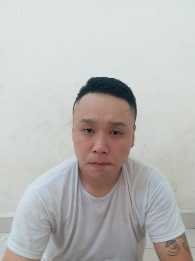Bắt giữ nam thanh niên 9X cắt cổ tài xế taxi cướp tài sản ở Sài Gòn-1