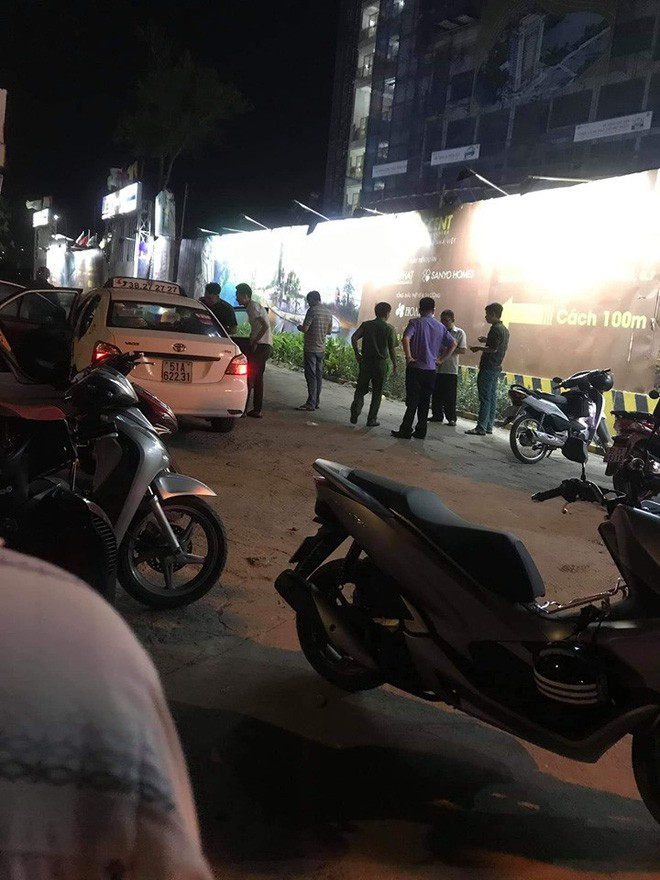 Bắt giữ nam thanh niên 9X cắt cổ tài xế taxi cướp tài sản ở Sài Gòn-2