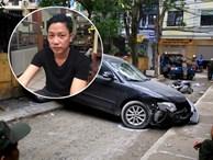 Nhân chứng thoát chết vụ ô tô Camry đi lùi tông tử vong 1 phụ nữ: Sau tai nạn, nữ tài xế mở cửa bỏ chạy