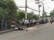 Xe buýt chạy sai lộ trình cán tử vong người đàn ông đi xe máy