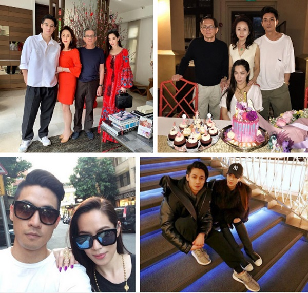 Chuẩn như con trai tài phiệt Singapore: Đẹp như tài tử, sống tự lập không dựa hơi gia đình và từng là em vợ của tài tử Ngô Kiến Hào-2