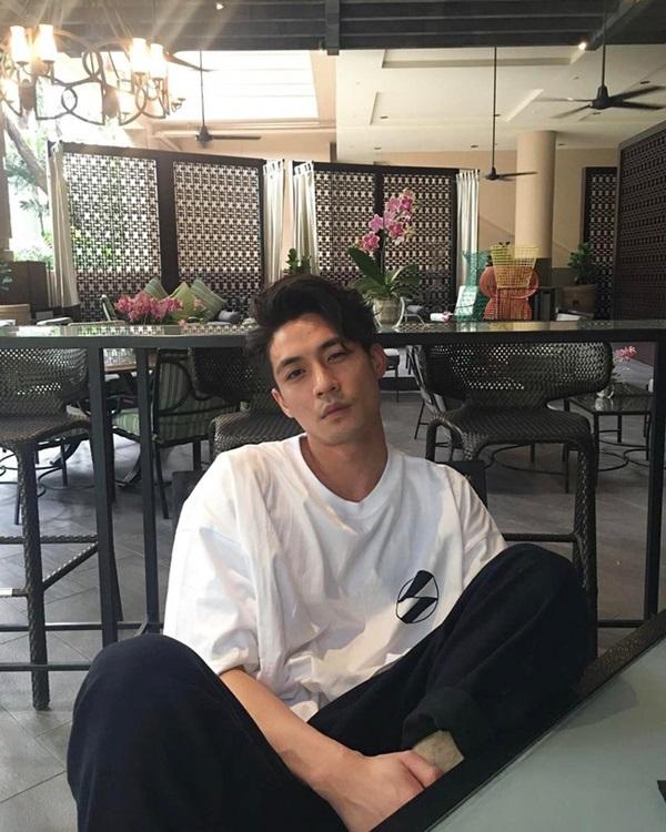 Chuẩn như con trai tài phiệt Singapore: Đẹp như tài tử, sống tự lập không dựa hơi gia đình và từng là em vợ của tài tử Ngô Kiến Hào-5