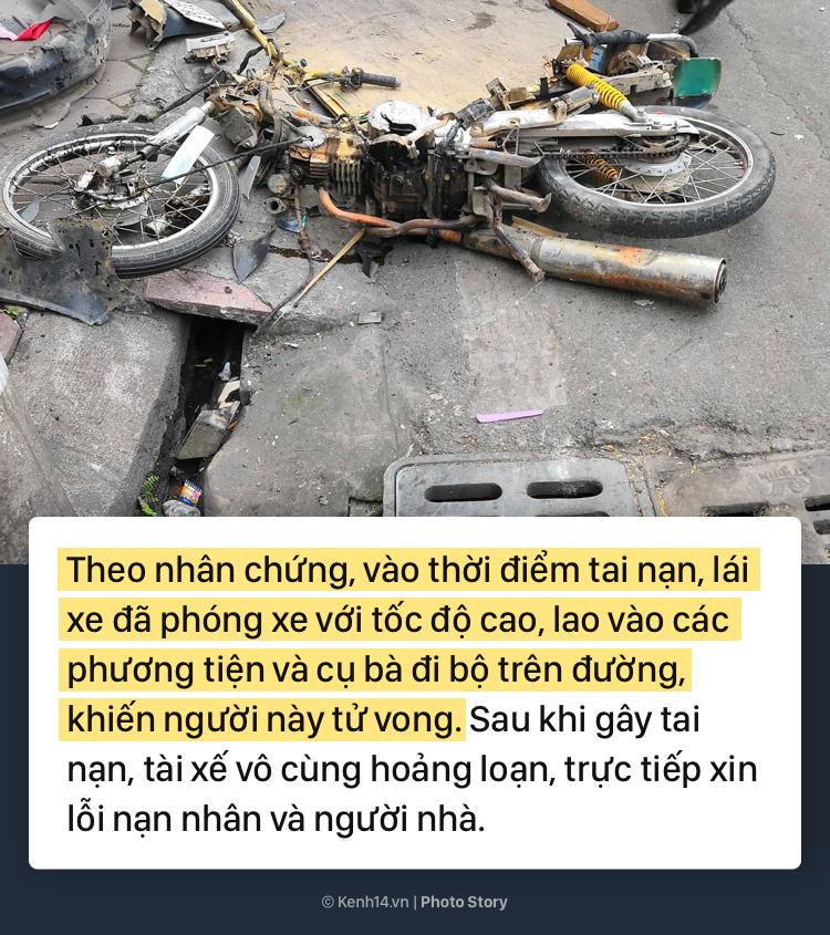 Ám ảnh những vụ tai nạn kinh hoàng do xe điên gây ra, để lại hậu quả đau lòng từ đầu năm 2019 đến nay-2