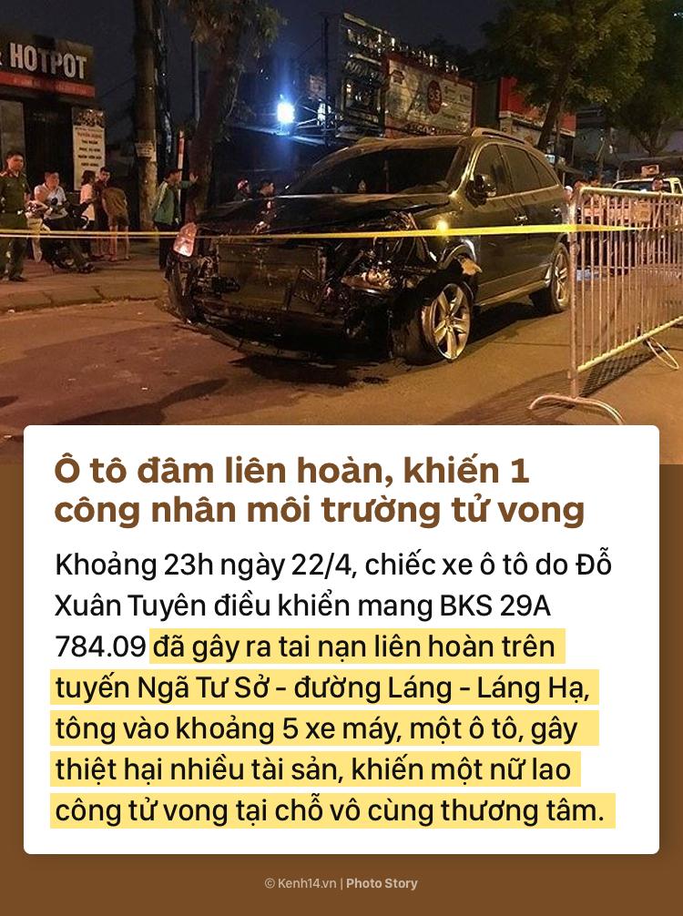 Ám ảnh những vụ tai nạn kinh hoàng do xe điên gây ra, để lại hậu quả đau lòng từ đầu năm 2019 đến nay-5