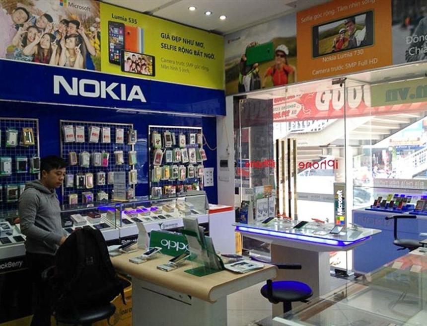 Nhật Cường Mobile và bức tranh thị trường bán lẻ di động VN-3