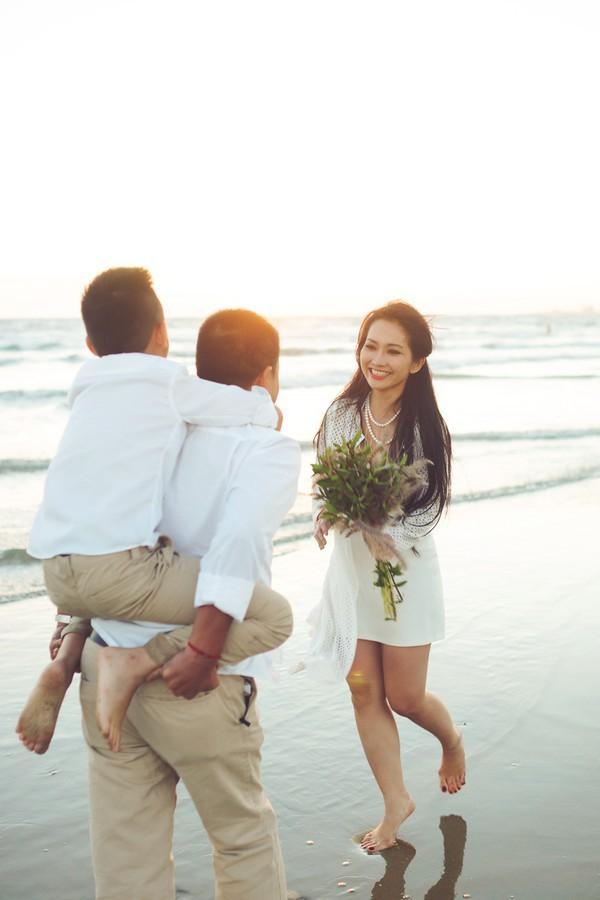 Kim Hiền: Từ nỗi đau bị chồng phản bội sau 2 tháng mặc áo cô dâu tới niềm hạnh phúc tìm thấy hoàng tử-3