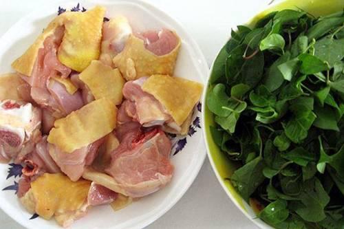 3 cách làm gà nấu lá giang ngon, ai ăn cũng phải xuýt xoa-8