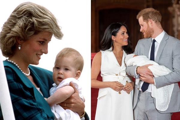Vừa đón con trai chào đời, hoàng tử Harry lại nhớ về mẹ Diana quá cố và có chia sẻ đầy cảm động-1