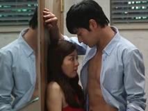 """""""Hotgirl tỉnh lẻ"""" ham trai Hà thành, đêm tân hôn đẫm lệ khi chạm môi chồng"""