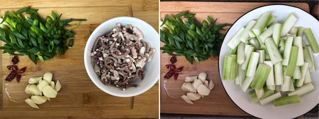 Mướp vào mùa, làm ngay món mướp xào bạch tuộc ăn thật chuẩn vị ngon cơm!-1